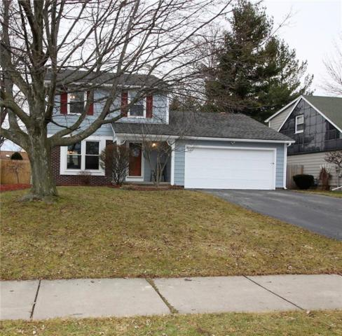 196 Pebbleview Drive, Greece, NY 14612 (MLS #R1100288) :: Robert PiazzaPalotto Sold Team