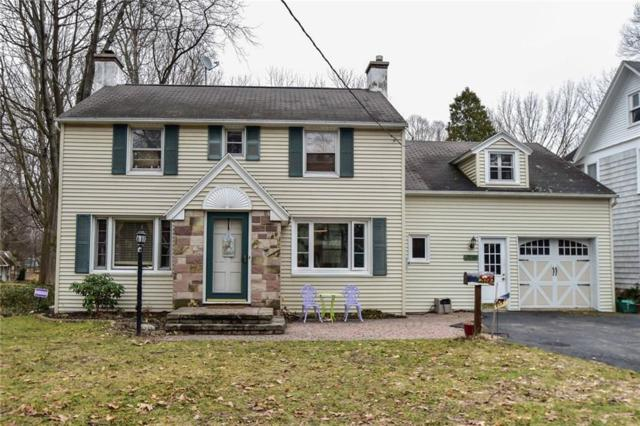 2210 Five Mile Line Road, Penfield, NY 14526 (MLS #R1100318) :: Robert PiazzaPalotto Sold Team