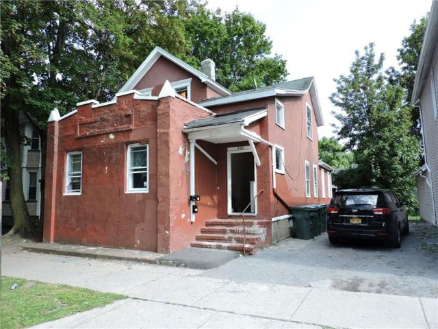 832 Exchange Street, Rochester, NY 14608 (MLS #R1100365) :: Robert PiazzaPalotto Sold Team