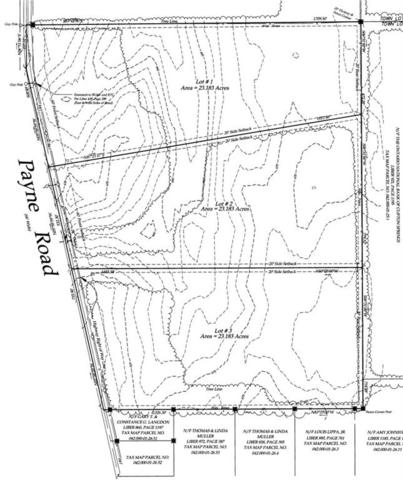 Lot 3 Payne Road, Farmington, NY 14425 (MLS #R1104897) :: The Rich McCarron Team
