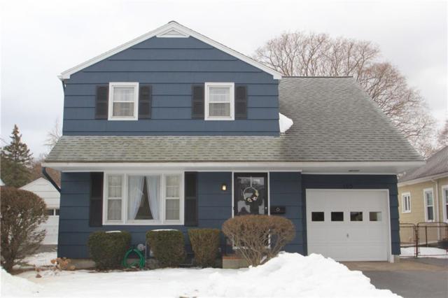 105 Winfield Road, Irondequoit, NY 14622 (MLS #R1105761) :: The Rich McCarron Team