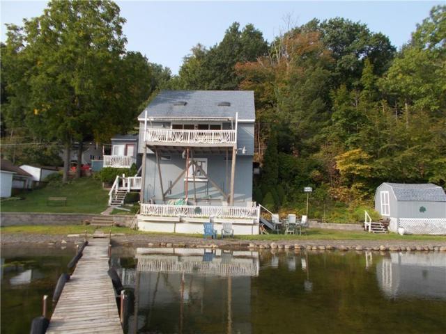6109 W Lake Road, Groveland, NY 14435 (MLS #R1108567) :: BridgeView Real Estate Services