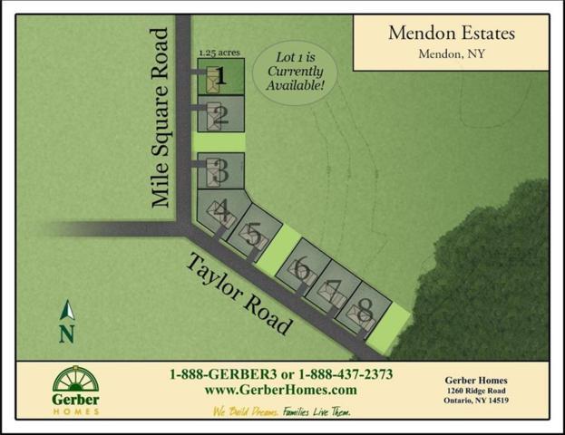 00 Mile Square, Mendon, NY 14506 (MLS #R1108683) :: Robert PiazzaPalotto Sold Team
