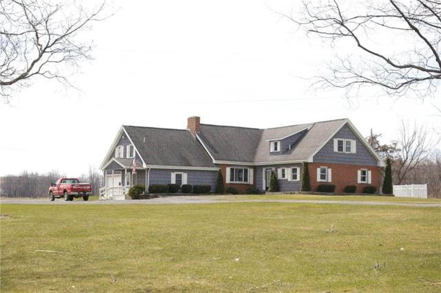 3272 Whitney Road, Seneca, NY 14561 (MLS #R1109879) :: Robert PiazzaPalotto Sold Team