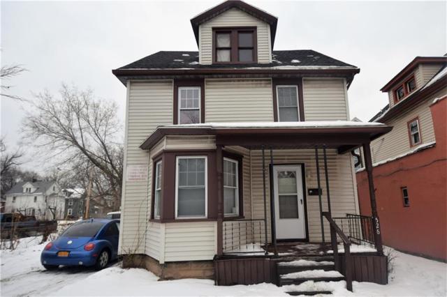 526 Thurston Road, Rochester, NY 14619 (MLS #R1110428) :: Updegraff Group