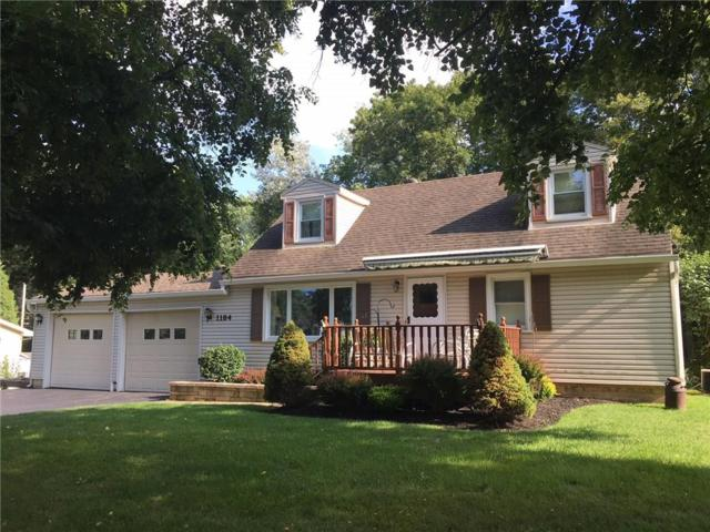 1184 Farnsworth Road S, Henrietta, NY 14623 (MLS #R1110689) :: Robert PiazzaPalotto Sold Team