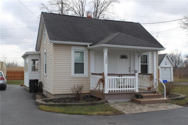 1505 Bri-Hen Town Line Road, Henrietta, NY 14623 (MLS #R1110730) :: Robert PiazzaPalotto Sold Team