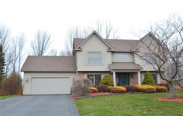 1450 English Oak Drive, Webster, NY 14580 (MLS #R1110855) :: Robert PiazzaPalotto Sold Team