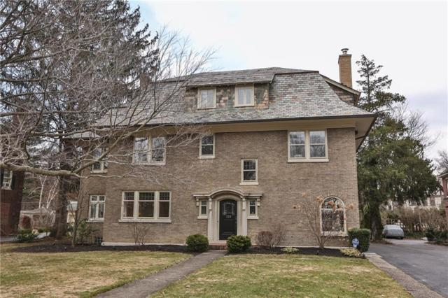 120 Grosvenor Road, Brighton, NY 14610 (MLS #R1111054) :: Robert PiazzaPalotto Sold Team