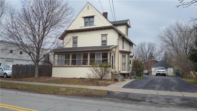 43 Norton Street, Mendon, NY 14472 (MLS #R1111663) :: Robert PiazzaPalotto Sold Team