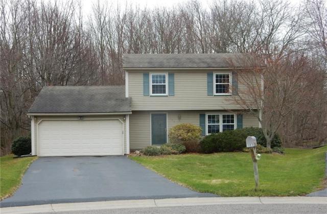 127 Village Hill Drive, Ogden, NY 14559 (MLS #R1111687) :: Robert PiazzaPalotto Sold Team
