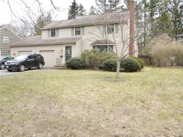 79 Bellehurst Drive, Irondequoit, NY 14617 (MLS #R1111756) :: Robert PiazzaPalotto Sold Team