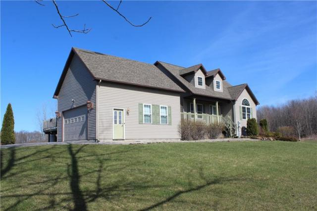 4793 Bennetts Corners Road, Clarendon, NY 14470 (MLS #R1112718) :: Updegraff Group