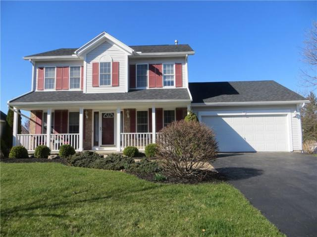 45 Woodworth Street, Victor, NY 14564 (MLS #R1112932) :: The Rich McCarron Team