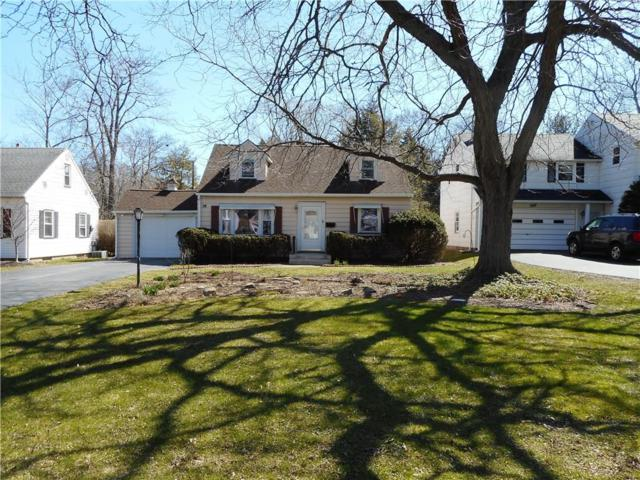 58 Crestfield Drive, Irondequoit, NY 14617 (MLS #R1112973) :: Updegraff Group