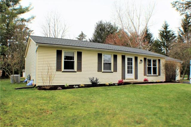 1127 Lake Park Lane, Webster, NY 14580 (MLS #R1113133) :: The Rich McCarron Team