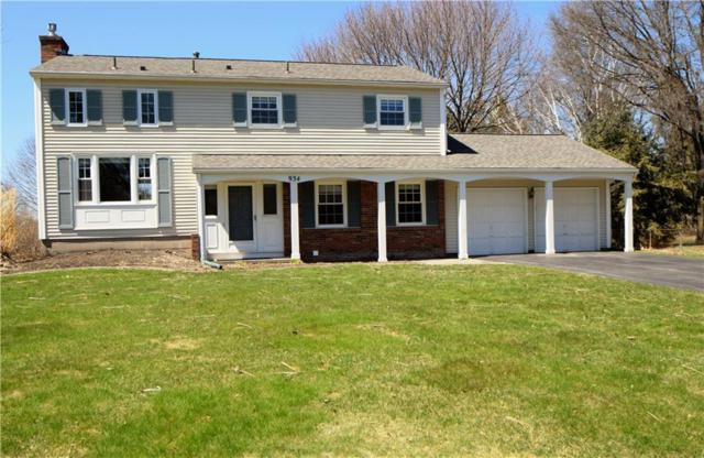 934 Little Pond Way, Webster, NY 14580 (MLS #R1113245) :: The Rich McCarron Team