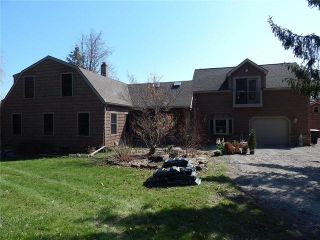 5803 Barber Hill Road, Groveland, NY 14454 (MLS #R1114610) :: BridgeView Real Estate Services