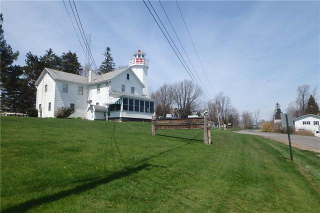 9415 Blind Sodus Bay Road, Wolcott, NY 13143 (MLS #R1115028) :: TLC Real Estate LLC