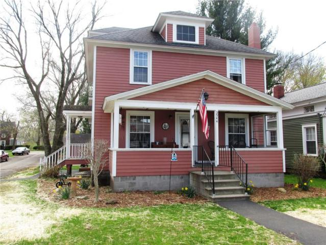 3944 Old Ridge Street Street, Williamson, NY 14589 (MLS #R1115488) :: BridgeView Real Estate Services