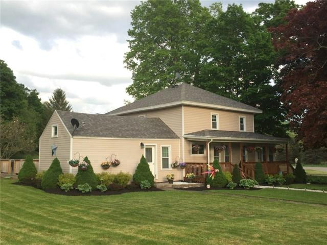 5495 Horn Road, Prattsburgh, NY 14512 (MLS #R1116185) :: Robert PiazzaPalotto Sold Team