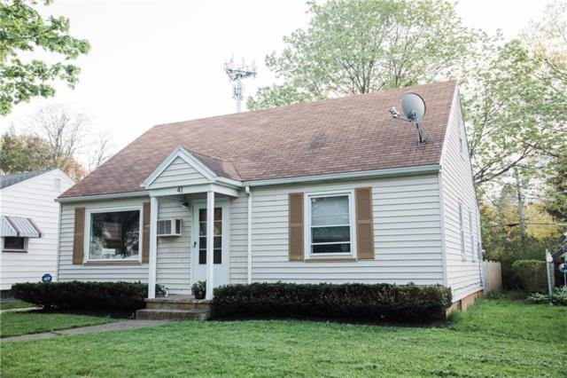 41 Greenlane Drive, Rochester, NY 14609 (MLS #R1117029) :: Updegraff Group