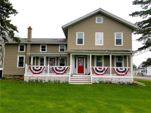 3431 County Road 4, Hopewell, NY 14424 (MLS #R1117466) :: The CJ Lore Team | RE/MAX Hometown Choice