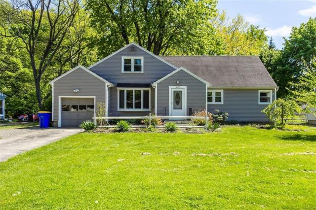 449 Thomar Drive, Webster, NY 14580 (MLS #R1117626) :: The CJ Lore Team | RE/MAX Hometown Choice