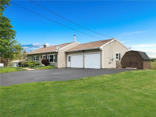 7402 Fisher Road, Williamson, NY 14519 (MLS #R1117934) :: BridgeView Real Estate Services