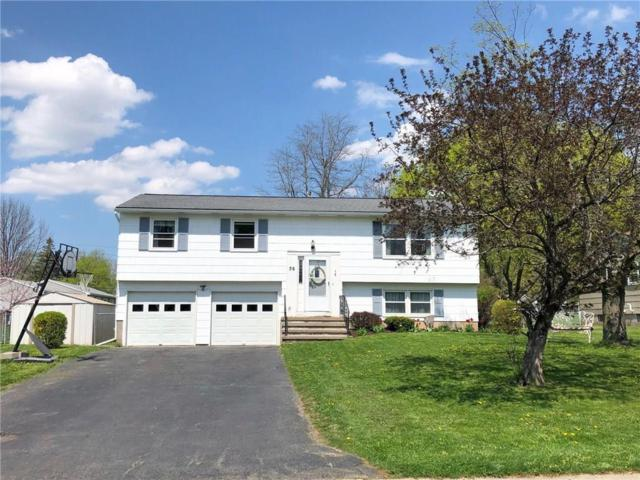 56 New Gate Drive, Henrietta, NY 14467 (MLS #R1118000) :: Updegraff Group
