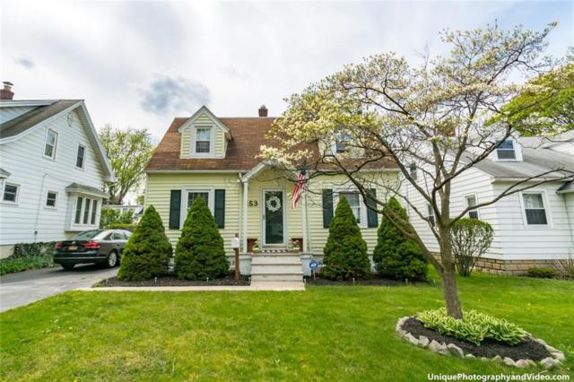 153 Walzer Road, Irondequoit, NY 14622 (MLS #R1118263) :: BridgeView Real Estate Services