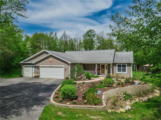 5983 Pease Road, Williamson, NY 14589 (MLS #R1118309) :: BridgeView Real Estate Services