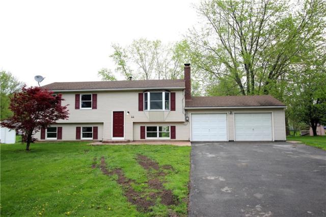 44 Hidden Creek Lane, Hamlin, NY 14464 (MLS #R1118433) :: Updegraff Group