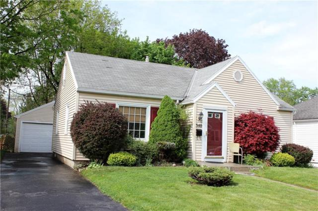 340 Spencer Road, Irondequoit, NY 14609 (MLS #R1118511) :: The CJ Lore Team | RE/MAX Hometown Choice