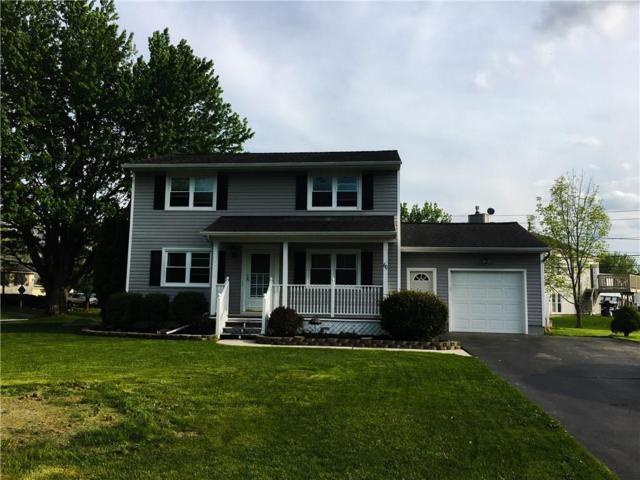 60 Peddington Circle, Henrietta, NY 14623 (MLS #R1118997) :: BridgeView Real Estate Services