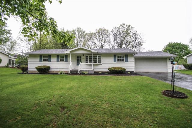 136 Lalanne Road, Henrietta, NY 14623 (MLS #R1119071) :: BridgeView Real Estate Services