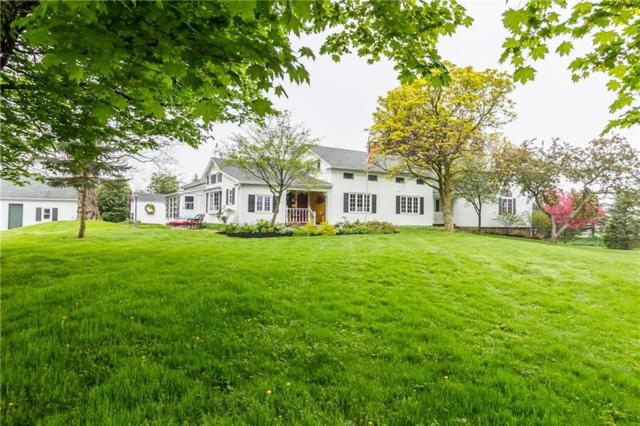 242 County Road 9, Victor, NY 14564 (MLS #R1119089) :: BridgeView Real Estate Services