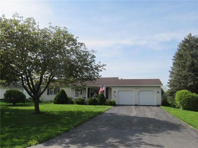 5645 Pardy Smith Road, Arcadia, NY 14513 (MLS #R1119410) :: Updegraff Group