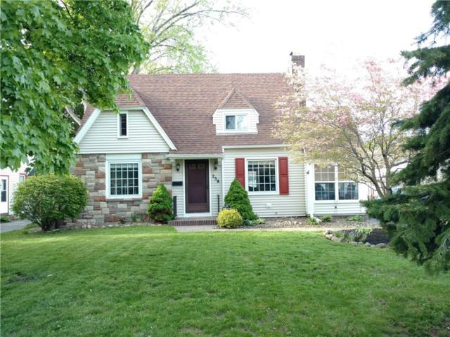 258 Thorncliffe Drive Drive, Irondequoit, NY 14617 (MLS #R1119563) :: BridgeView Real Estate Services