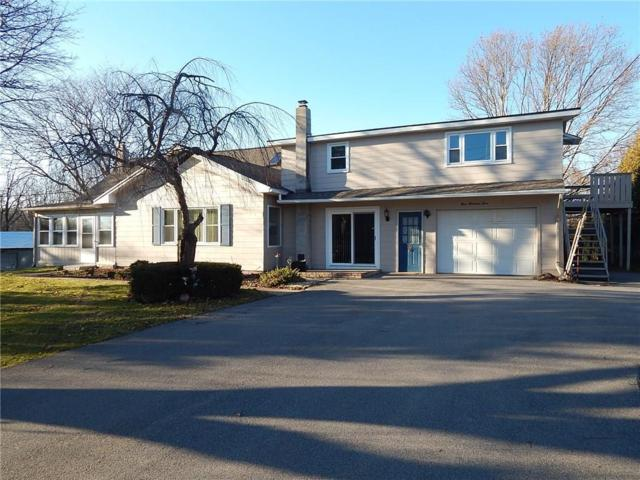 504 Scottsville Mumford Road 2-Family, Wheatland, NY 14546 (MLS #R1119725) :: The CJ Lore Team | RE/MAX Hometown Choice