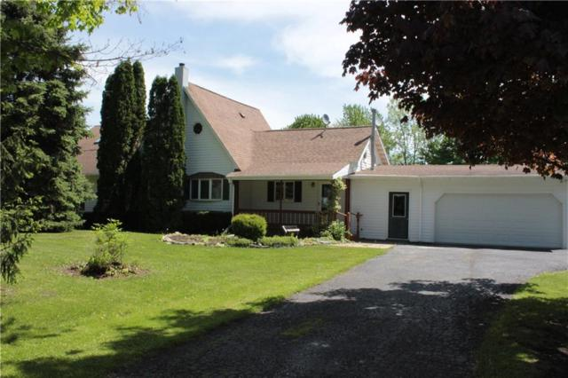 5337 Mcduffietown Road, Varick, NY 14541 (MLS #R1119941) :: Robert PiazzaPalotto Sold Team