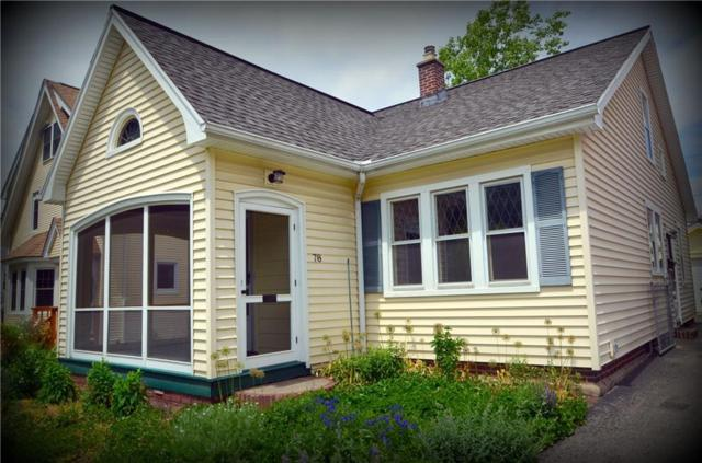 78 Raleigh Street, Rochester, NY 14620 (MLS #R1120475) :: The CJ Lore Team | RE/MAX Hometown Choice