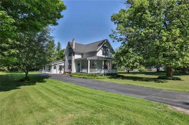 4426 Hulberton Road, Clarendon, NY 14470 (MLS #R1121994) :: The CJ Lore Team | RE/MAX Hometown Choice