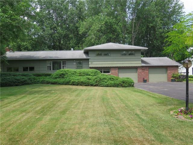 367 North Avenue, Parma, NY 14468 (MLS #R1122858) :: The CJ Lore Team | RE/MAX Hometown Choice