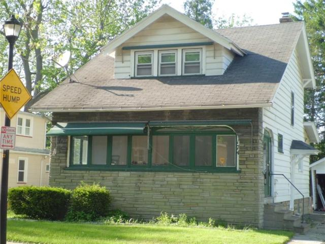174 Winchester Street, Rochester, NY 14615 (MLS #R1124327) :: Robert PiazzaPalotto Sold Team