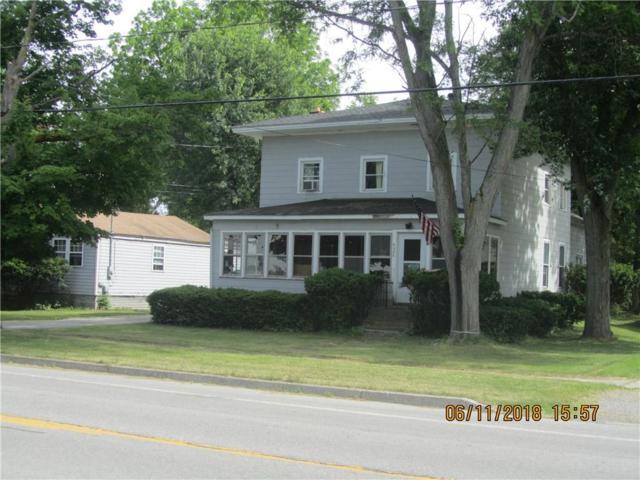 6296 Route 262, Byron, NY 14422 (MLS #R1124343) :: The CJ Lore Team   RE/MAX Hometown Choice
