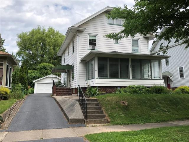 30 Pavilion Street, Rochester, NY 14620 (MLS #R1124455) :: The CJ Lore Team | RE/MAX Hometown Choice