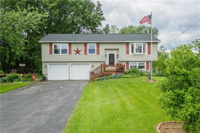 2170 County Road 8, Canandaigua-Town, NY 14424 (MLS #R1124483) :: The CJ Lore Team | RE/MAX Hometown Choice