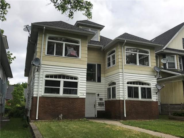 156-158 Birr Street, Rochester, NY 14613 (MLS #R1125158) :: Robert PiazzaPalotto Sold Team