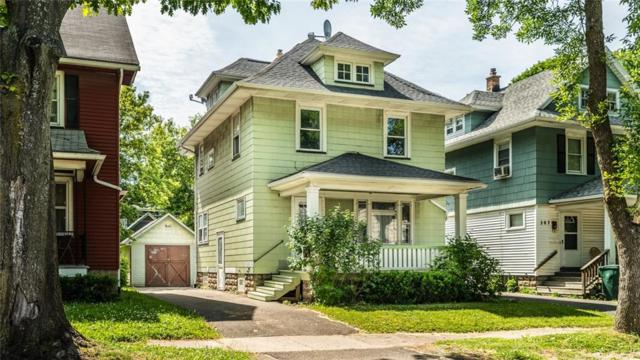 203 Bidwell Terrace, Rochester, NY 14613 (MLS #R1125325) :: Robert PiazzaPalotto Sold Team
